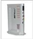 白色新款电视盒USB+VGA 高清播放器
