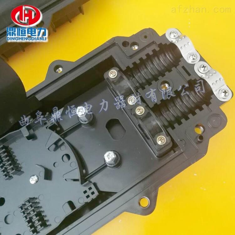 光缆塑料接头盒 卧式接线盒厂家