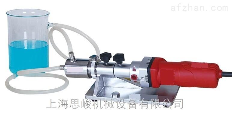 实验室管线式高剪切乳化机