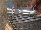 BNG不锈钢防爆扰性连接管G1/2*700一内一外