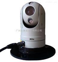 500万像素高清网络微光夜视车载云台摄像机