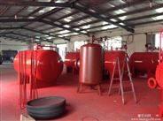 甘肃强盾消防设备专业生产立式 卧式 移动式泡沫罐
