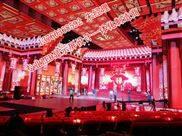 洛阳P4室内3D震撼酒吧DJ台彩色LED显示屏