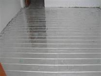阳江铝板地暖模块,薄型干式地暖模块规格