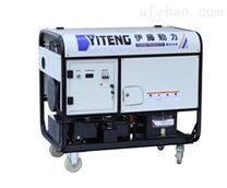 伊藤15kw开架式汽油发电机