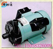 MP磁力驱动循环泵 微型循环水泵 塑料化工磁力泵