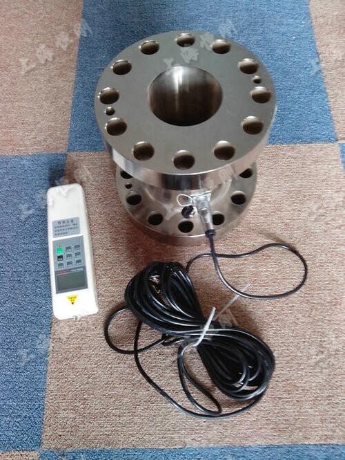 法兰外置压力仪1-10T 15T 20T 30T 50T 100T
