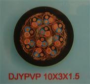通讯道对绞型屏蔽电线/RVVSP 2*1.5 2*0.75平方