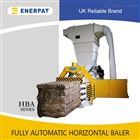 HBA150-110130自动化程度高的工业垃圾处理设备多少钱