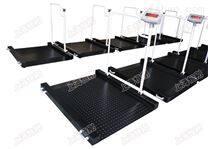 300kg/50g医院轮椅秤价格