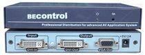 DVI-D转VGA转换器 DVI本地监视功能 DVI矩阵转VGA