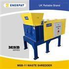 MSB-E15定做大型双轴电子产品破碎机