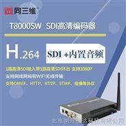 同三维T8000SW SDI高清H.264编码器 支持WIFI无线