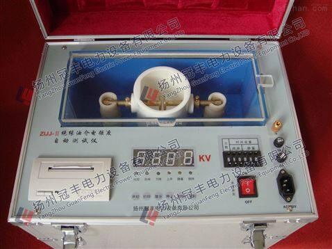 液晶屏绝缘油介电强度测试仪/液晶试油器