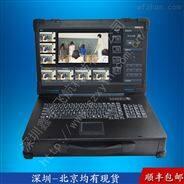 19寸上翻工业便携机机箱定制电脑外壳加固笔记本视频采集铝