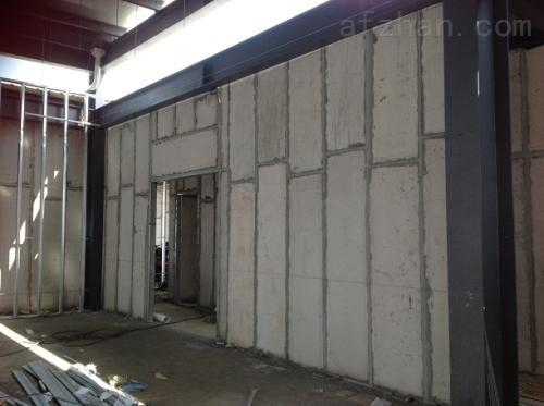 西安钢结构防火隔墙施工