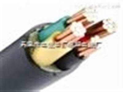 阻燃高压电力电缆ZR-YJV22 3*35+1*16价格