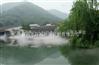 四川人工湖泊喷雾造景工程