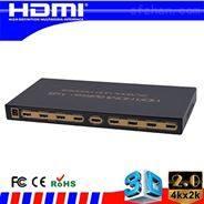 HDMI 分配器 1拖2/1拖4/1拖8/1拖16