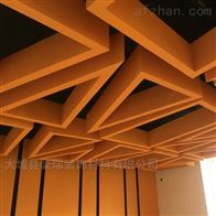 600*600岩棉玻纤板垂片随意组装