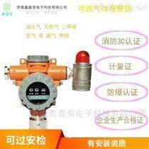 甲醇可燃气体报警器有个自检