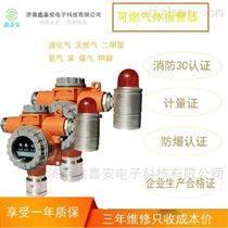 霍尼韦尔甲醇可燃气体报警器