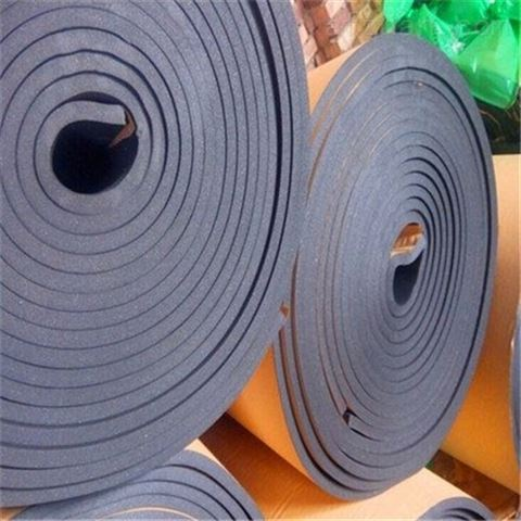 彩色橡塑保温板成交价格