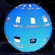 高级酒吧应用显示屏 LED球形电子屏