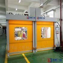 常州設備防護型PVC快速門廠家