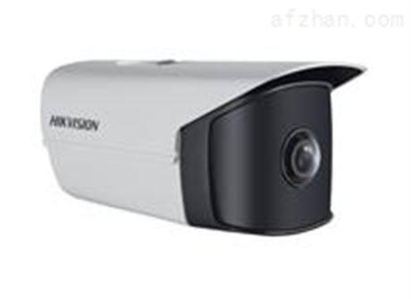 """1/3""""CMOS ICR 180度广角筒型网络摄像机"""