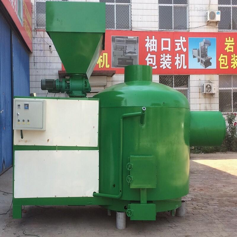 遼寧本溪改造節電燃煤燃油鍋爐用加工生物質顆粒燃燒機