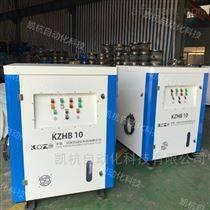 广西法兰液控球阀液压站液动执行器