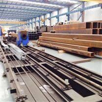 五轴坡口等离子相贯线切割机钢结构专用设备