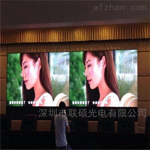 酒店宴会厅舞台P3全彩LED电子显示屏厂家