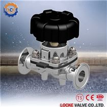德国《LOCKE》洛克进口卫生级隔膜阀