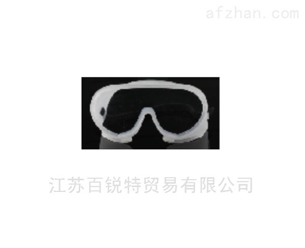 硅胶框架护目镜配PC高清防雾镜片