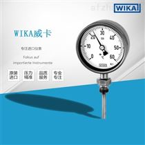 威卡WIKA万向型双金属温度计S55 1/2NPT工业