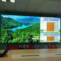 桂林55寸無色差液晶拼接屏品牌安裝方法