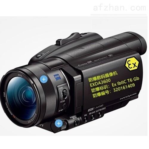 安全监管装备防爆摄像机