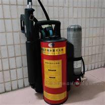 高压脉冲灭火喷雾水枪 高压细水雾灭火装置