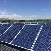 山东聊城 发电机组 英利280W太阳能光伏板