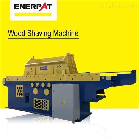 造纸厂专用木材刨花机