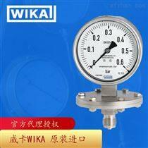 德国威卡WIKA隔膜压力表432.50, 433.50