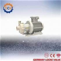德國《LOCKE》洛克進口無泄漏氟塑料磁力泵