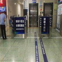 ZY-M05071医院人行通道刷卡摆闸