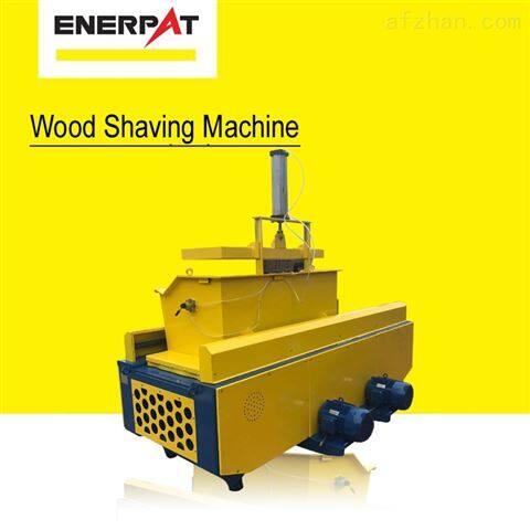 链条式木材刨花机产量大