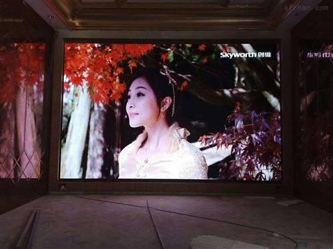 茶餐厅安装18平方的室内P3显示屏需要多少钱