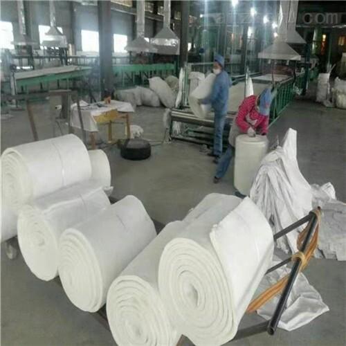 宜春硅酸铝针刺毯实体厂家