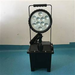 RG6102GF防爆移动工作灯应用