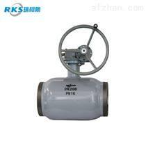 涡轮式全焊接球阀的操作要求